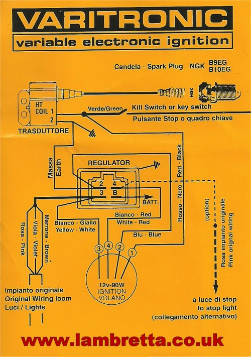 cambridge lambretta workshops varitronic ignition click to view wiring diagram