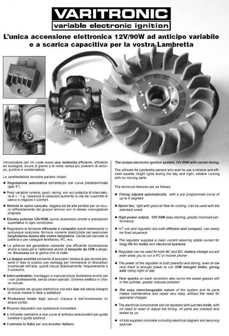 vari instructions cambridge lambretta lambretta varitronic wiring diagram at fashall.co