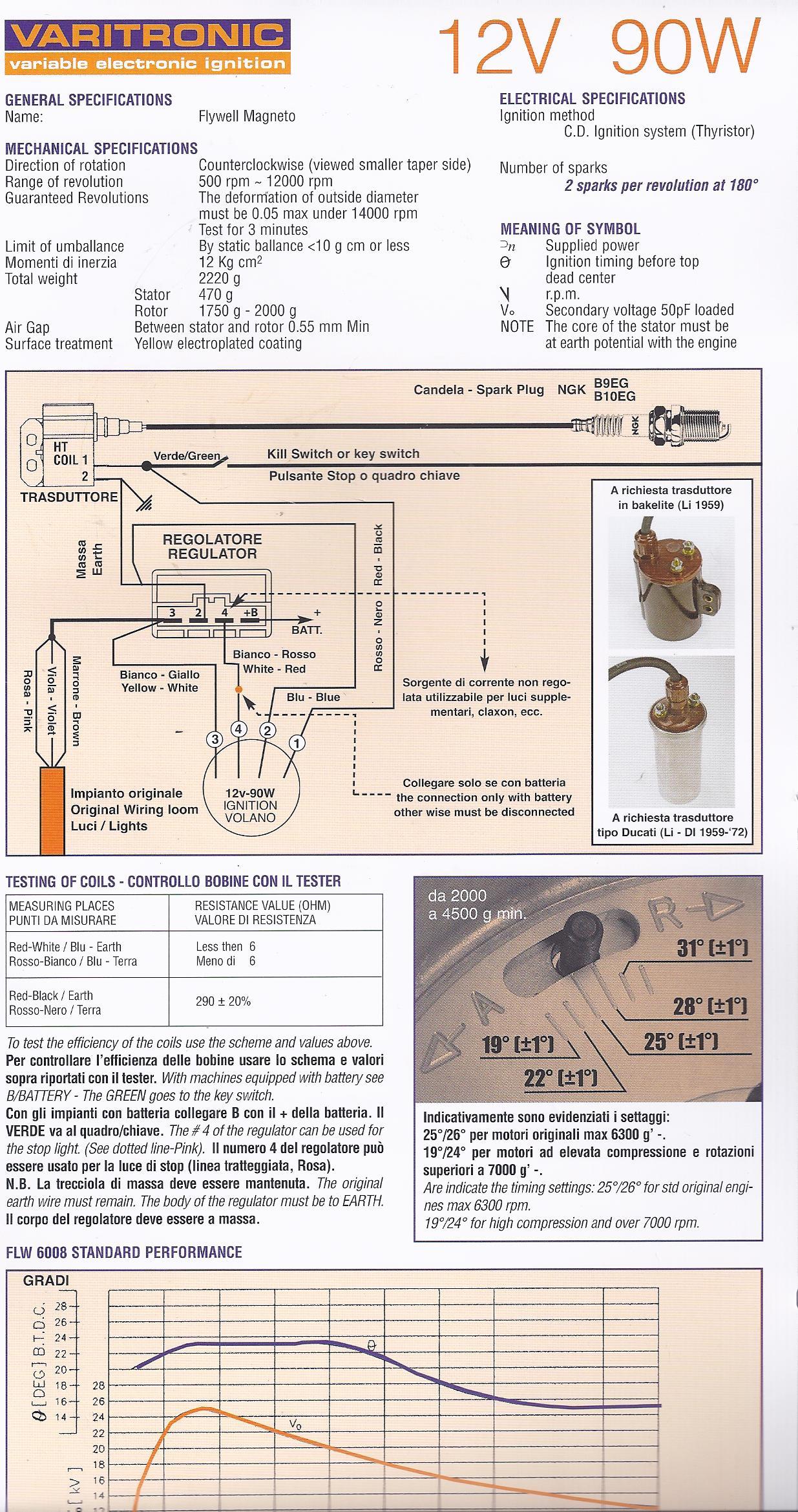 varitronic cambridge lambretta workshops technical help lambretta varitronic wiring diagram at fashall.co