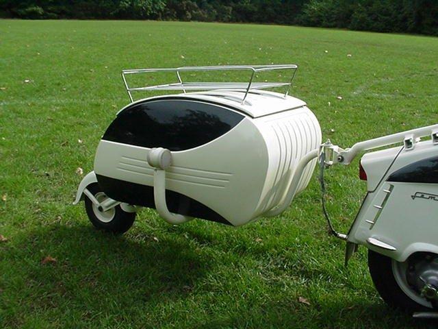 1960s PAV trailer