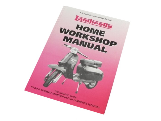 Home Workshop Manual