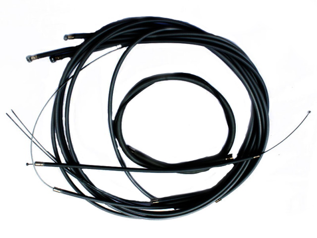 Cable Set - J Range Black