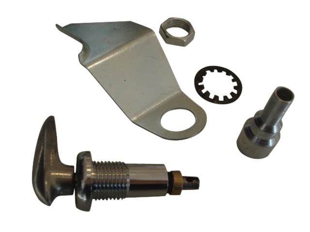 Choke Lever Assembly - Metal