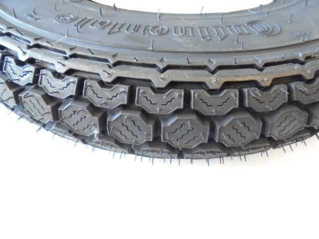 Tyre - Continental K62