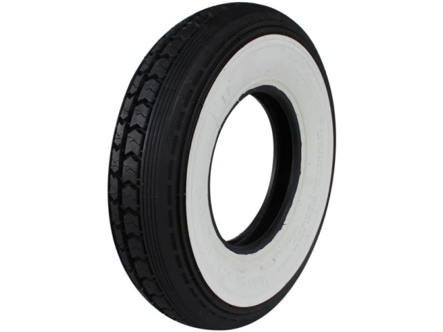 Tyre - Continental White Wall 3.00*10