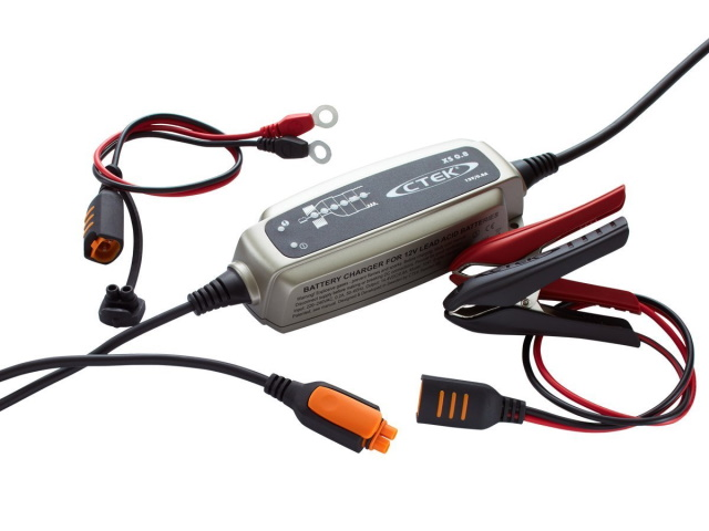 CTEC 6 Stage Smart Battery Charger