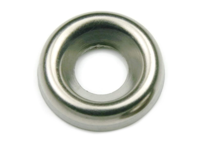 Headlight Rim Cup Washer (SS) - Li