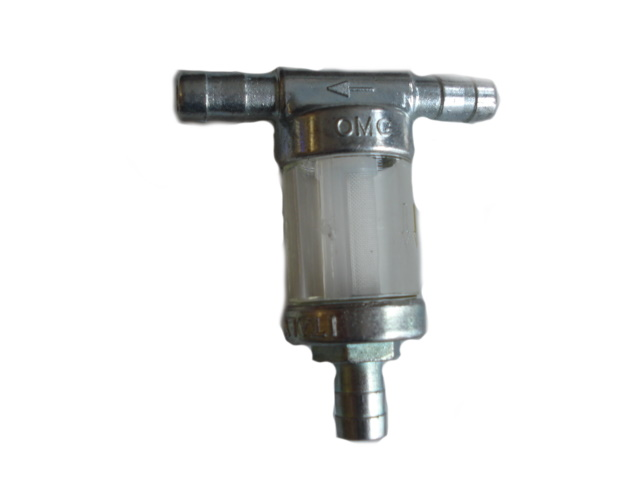 Fuel Filter - Twin Inlet