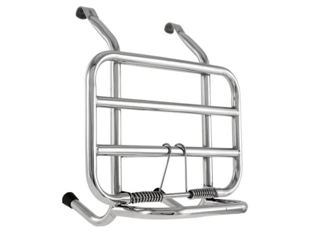 Front Carrier Rack - Stainless
