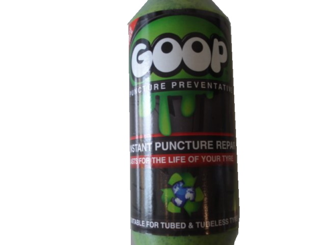 Goop Tyre Sealant Puncture Treatment - 250ml