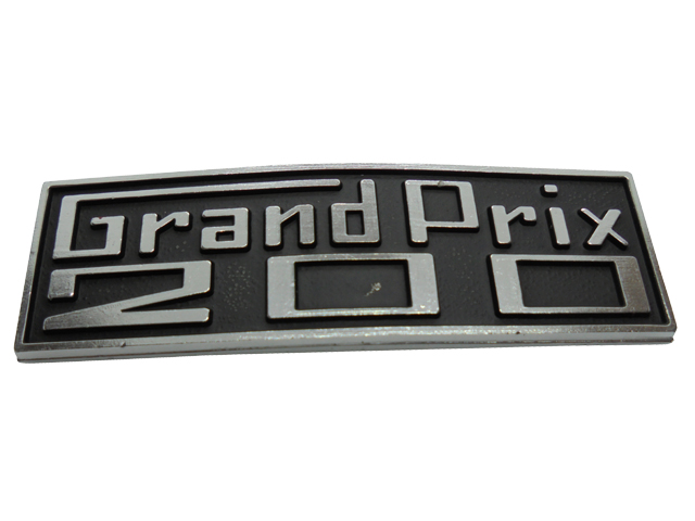 Legshield Badge - GP200
