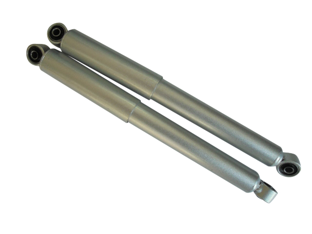 Dampers Front - Silver