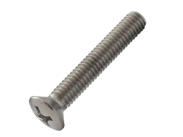 Headlight Rim Screw (SS) - LiS/TV/SX/GP