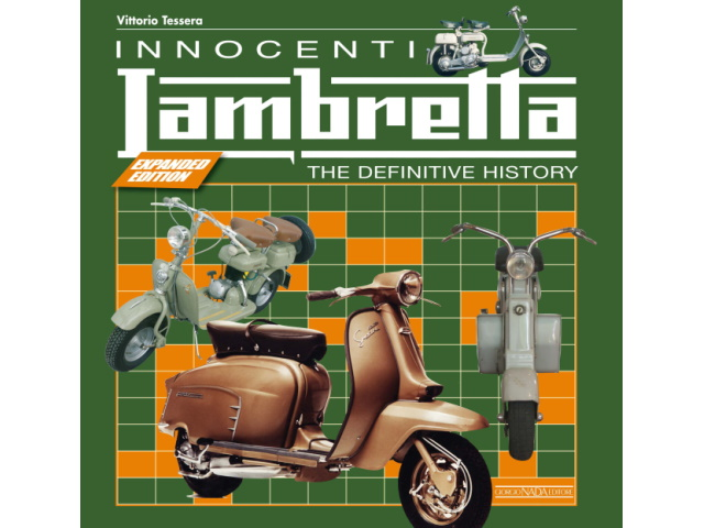 Innocenti Lambretta The Definitive History