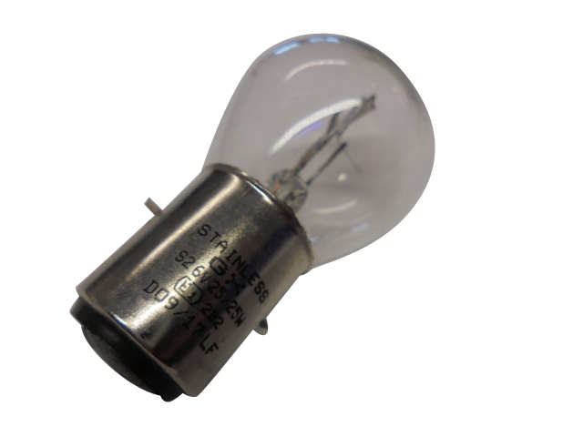 Headlight Bulb - 6V 25/25w
