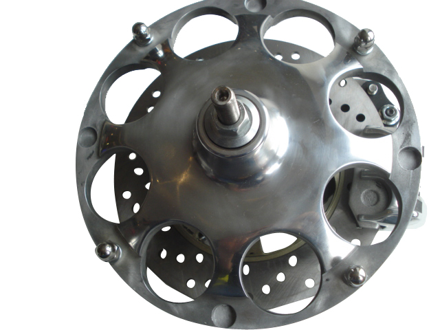 Disc Brake - Hydraulic Pepper Pot