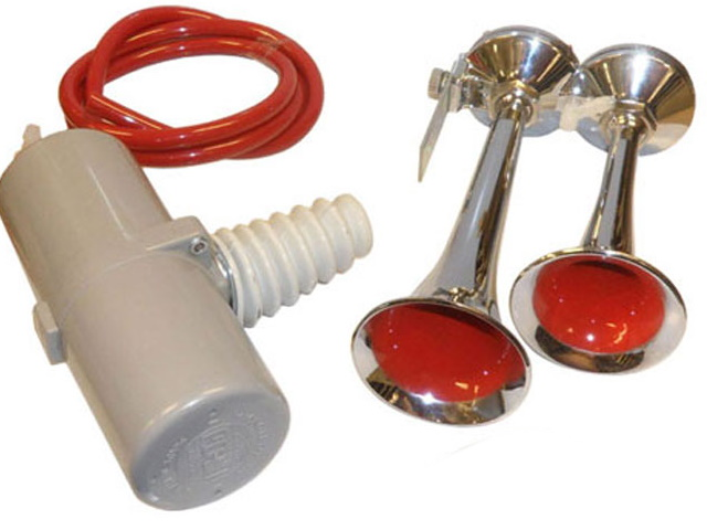 Air Horns Poli - Foot Pump