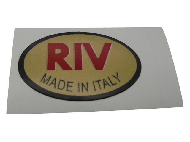 Shock Absorber Sticker - RIV