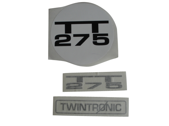 TT275 Sticker Set