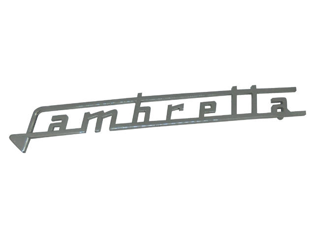 Lambretta Legshield badge - Lui Early